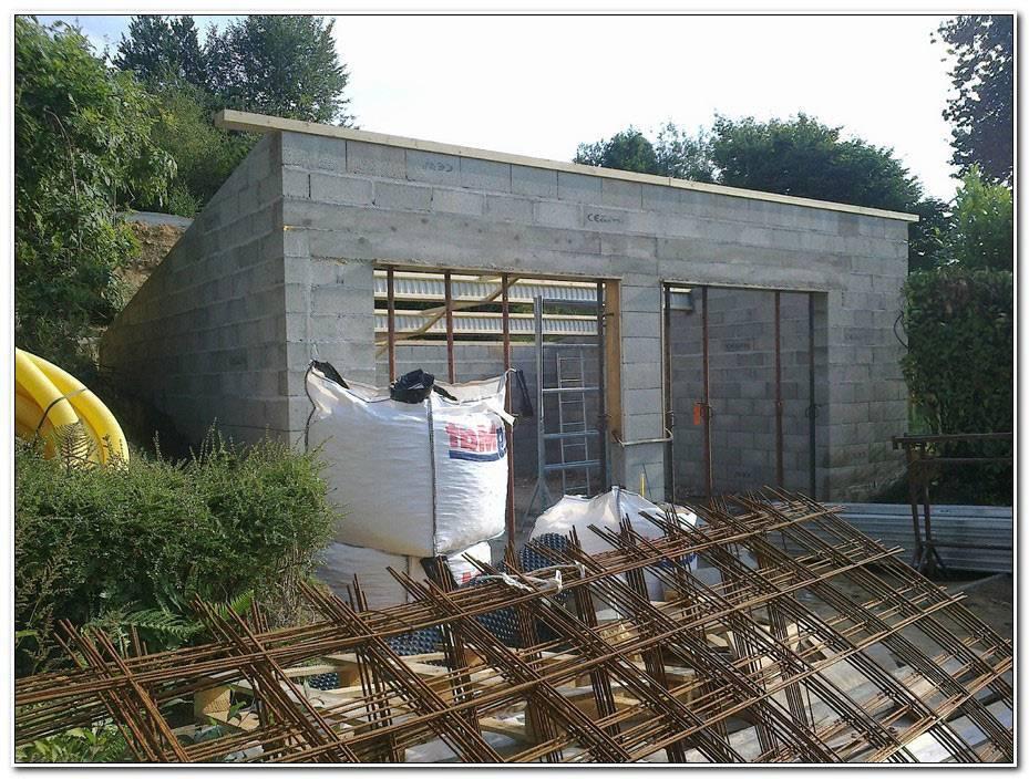 Comment Construire Un Garage En Parpaing