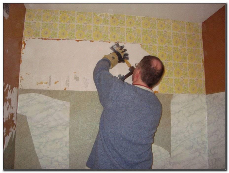 Comment Decoller Du Carrelage Mural