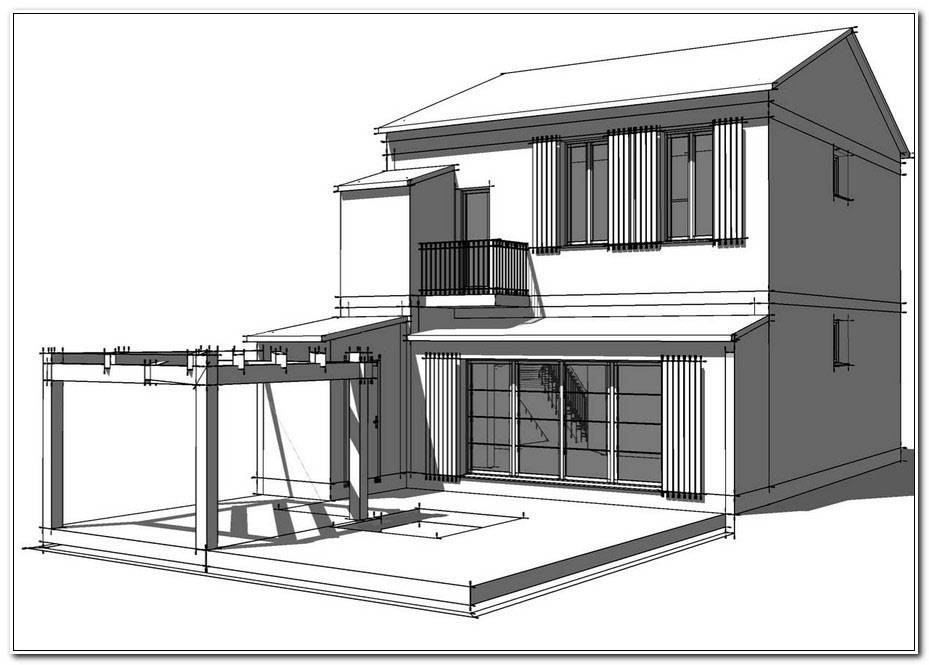 Comment Dessiner Le Plan De Sa Maison