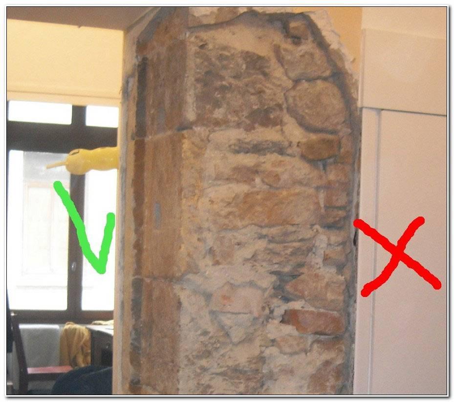 Comment Enlever Du Crepi Sur Un Mur Exterieur