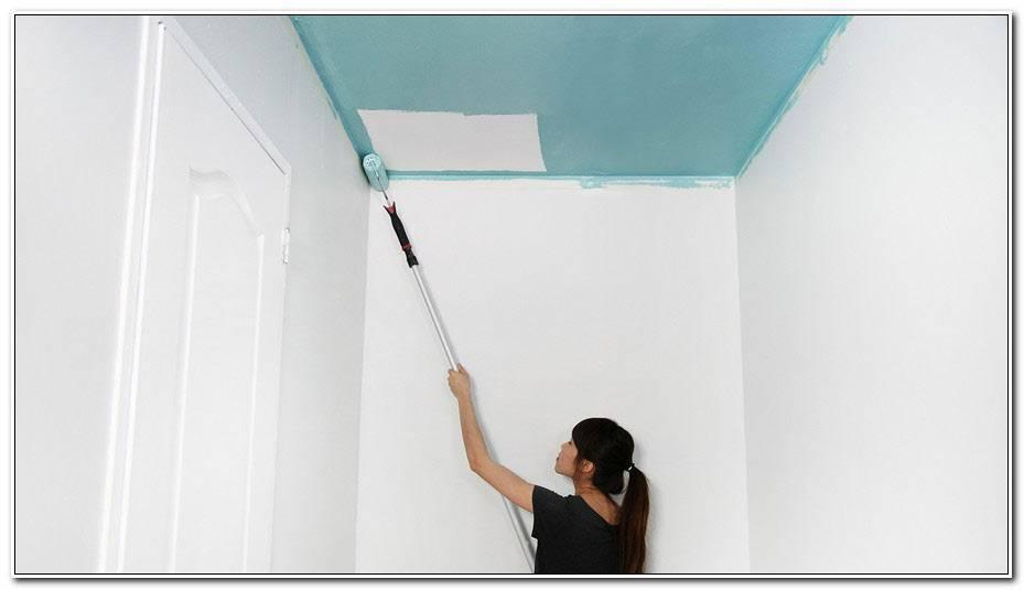 Comment Peindre Le Plafond