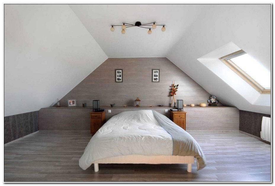 Comment Peindre Une Chambre Sous Pente