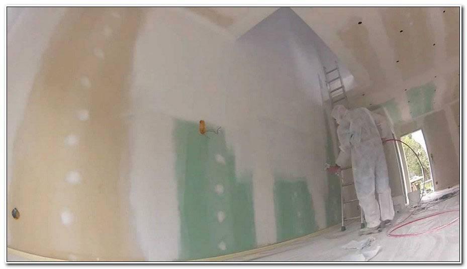 Comment Peindre Une Sous Couche