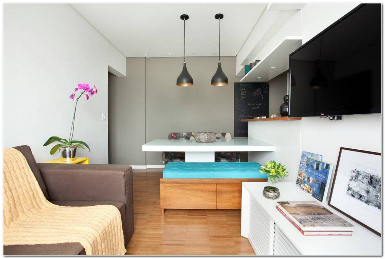 Como Decorar Apartamento