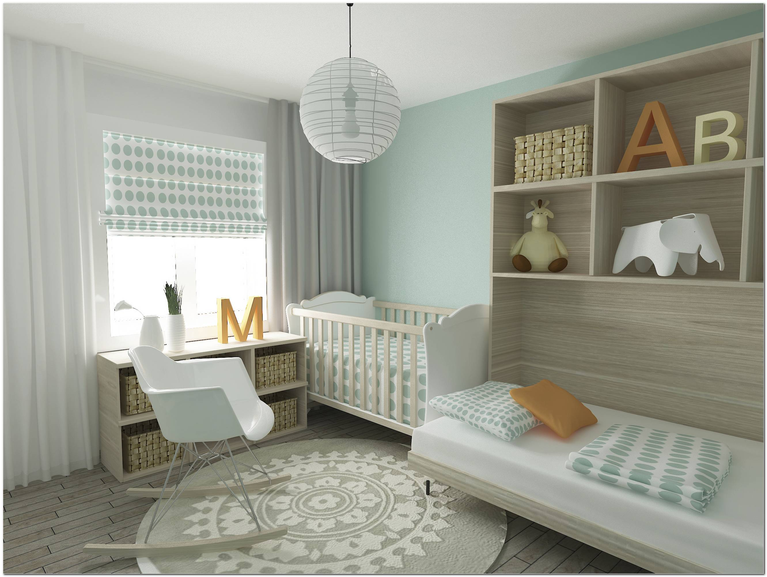 Como Decorar Quarto De Bebe