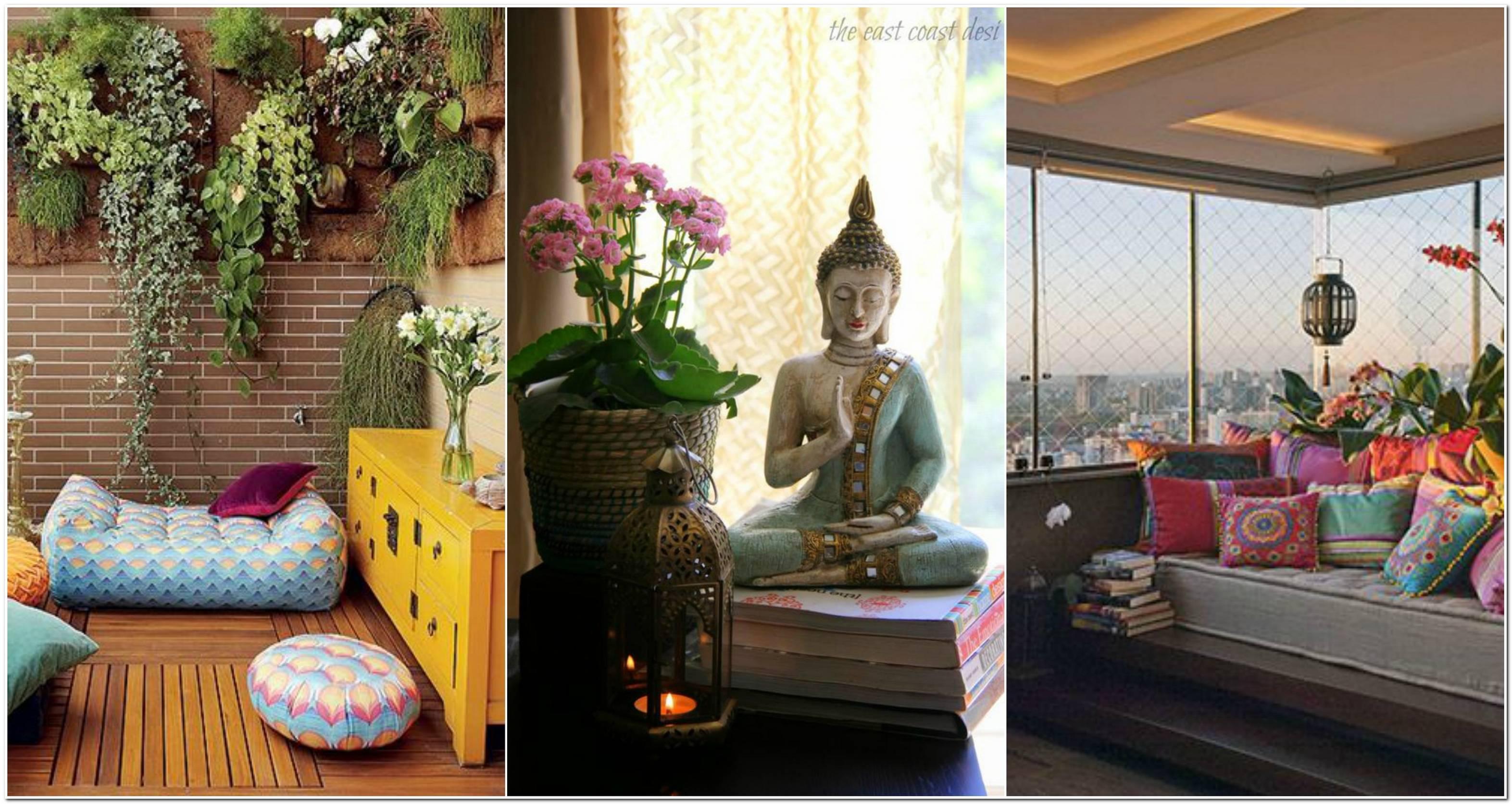 Como Decorar Uma Sala Zen