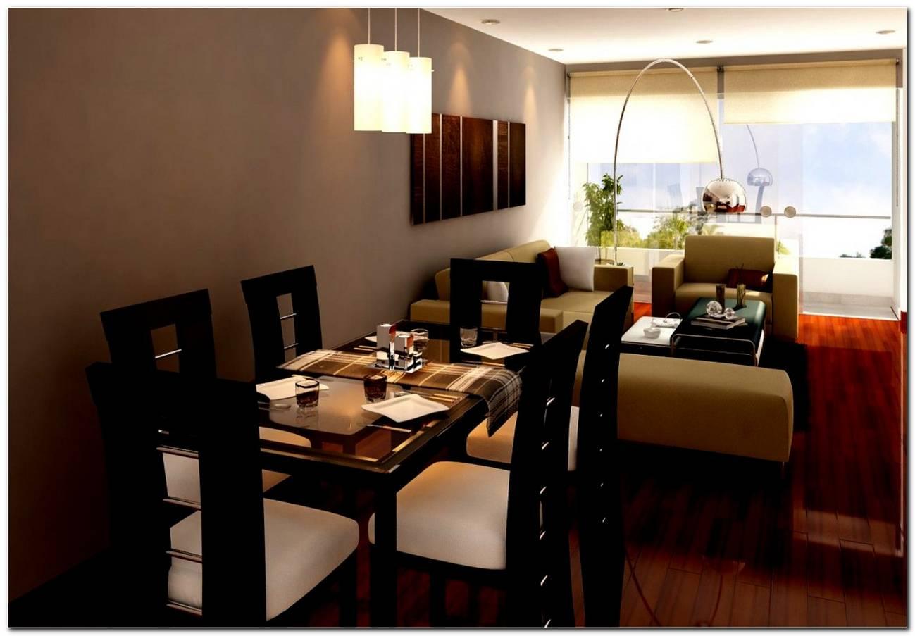 Como Decorar Una Sala Pequena Y Comedor