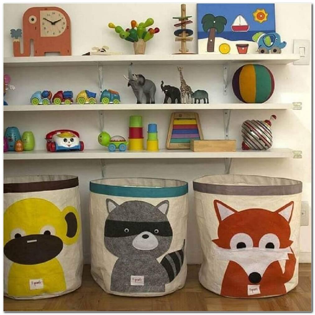 Como Organizar Brinquedos Dicas Práticas E Ideias De Organização