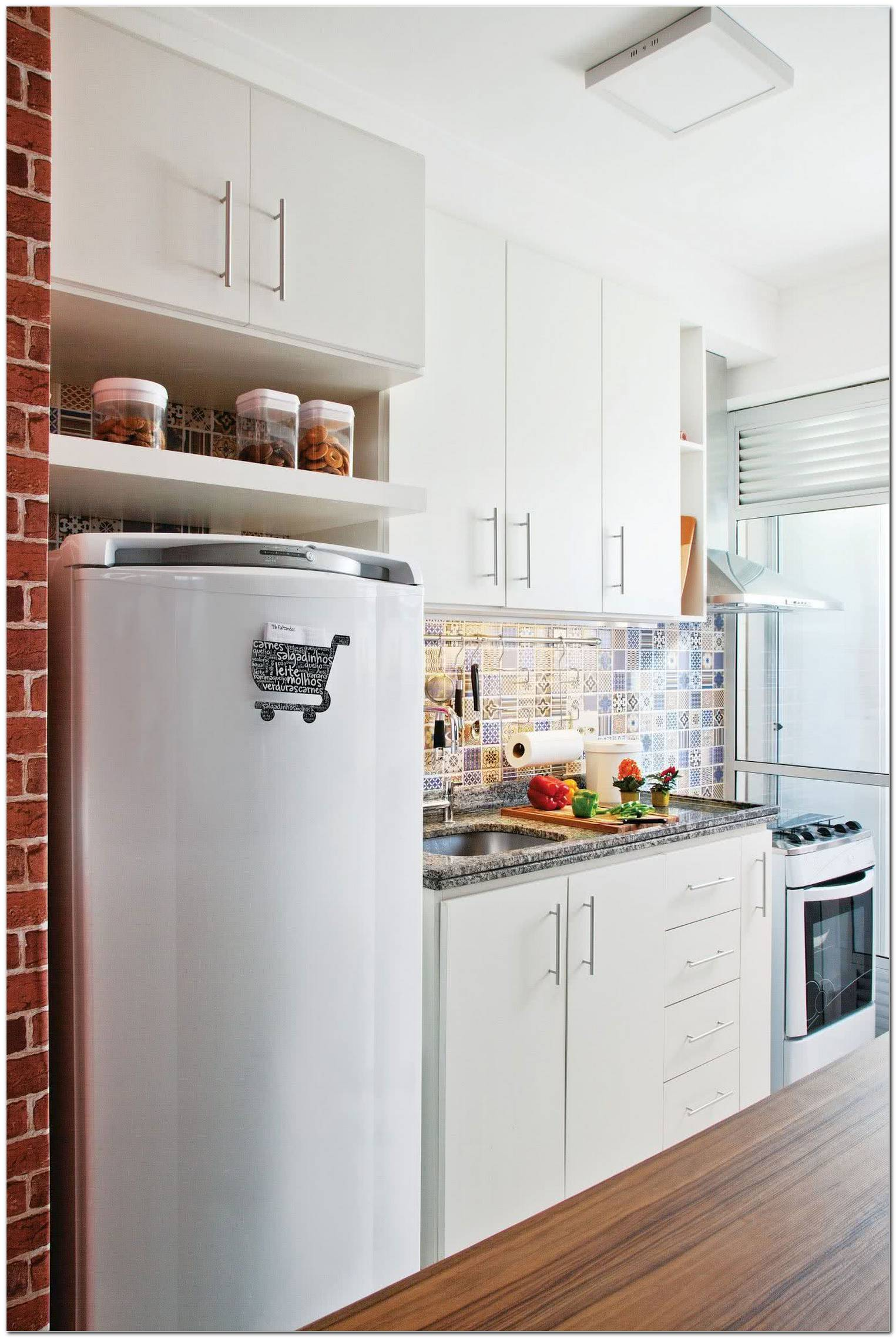Como Organizar Cozinha Pequena 20 Dicas Práticas Sem Esforço