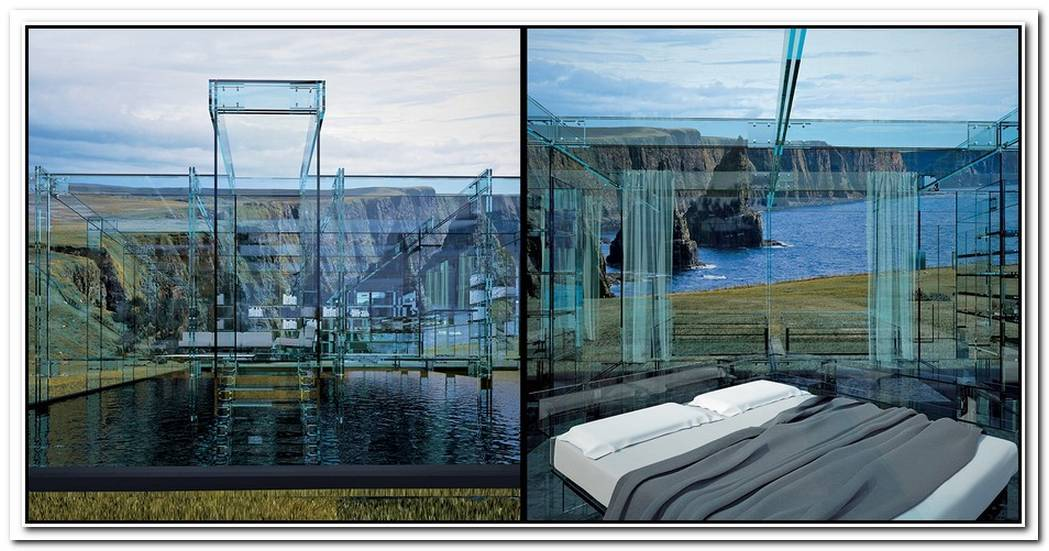 Concept Glass Home By Santambrogiomilao