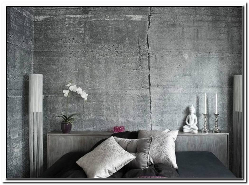 Concrete Wallpapers By Tom Haga For An Industrial Look