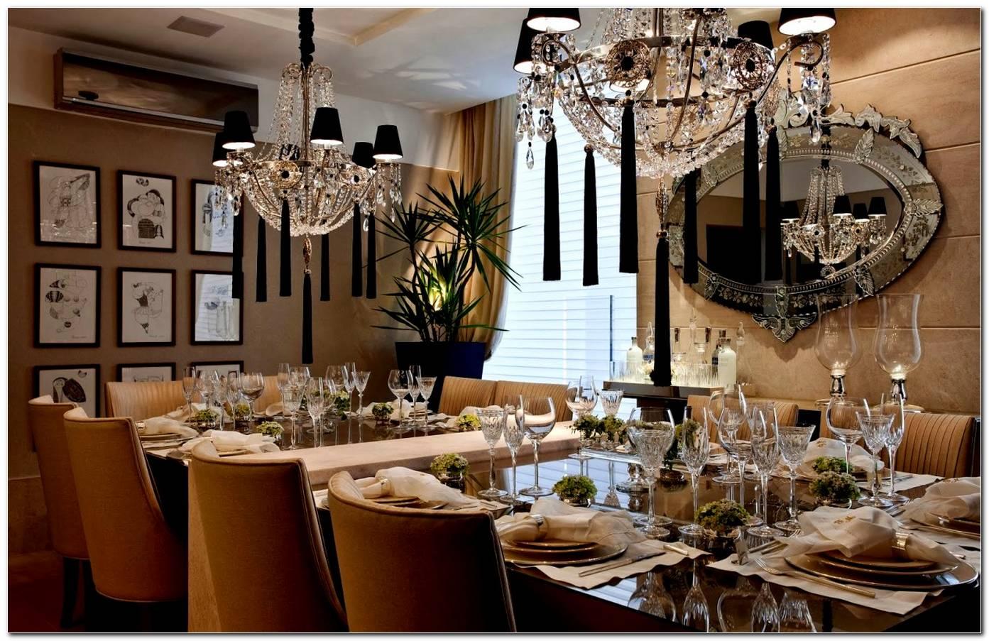 Conjunto De Sala De Jantar Luxo