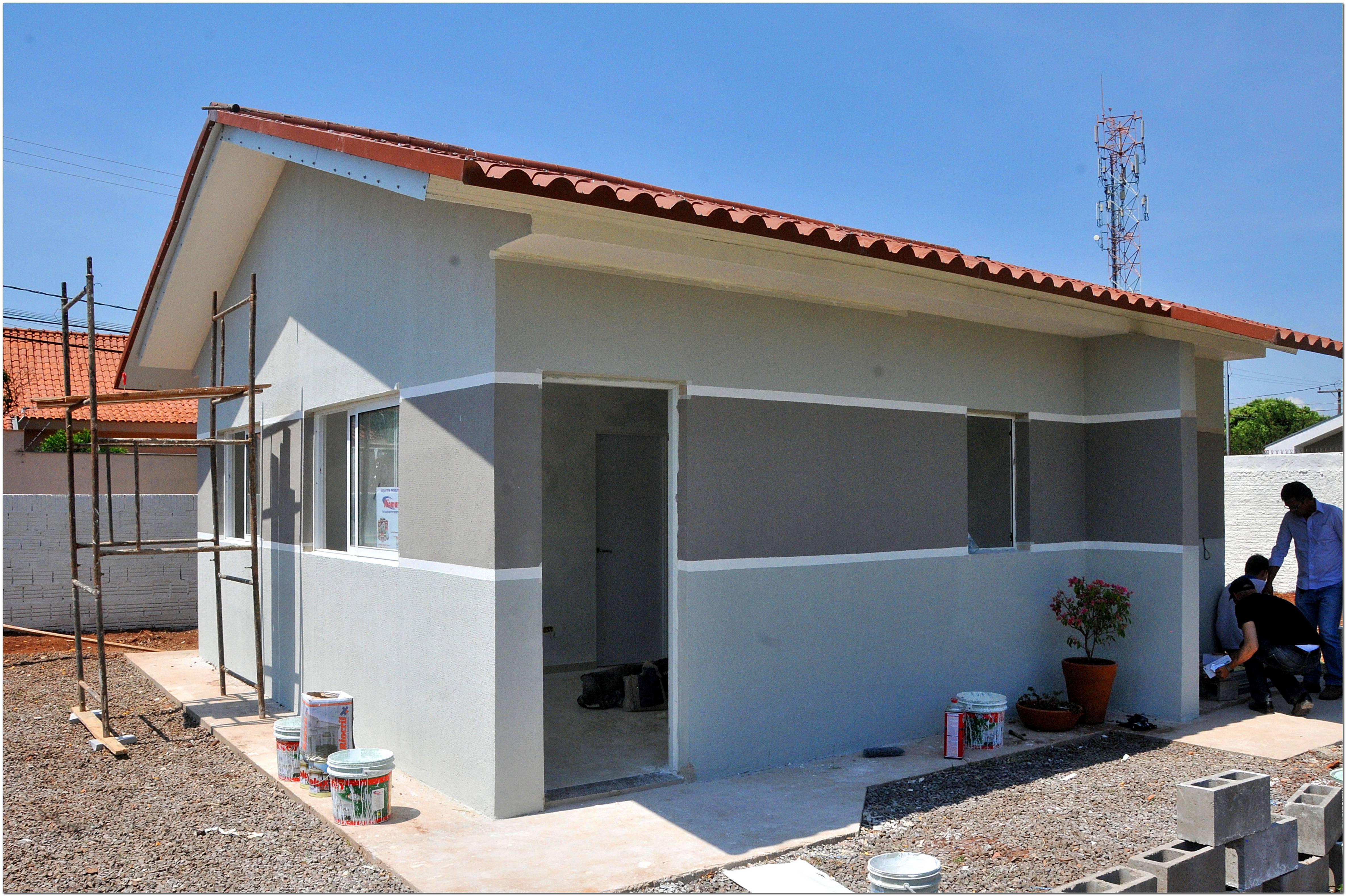 Construção De Casas Preço