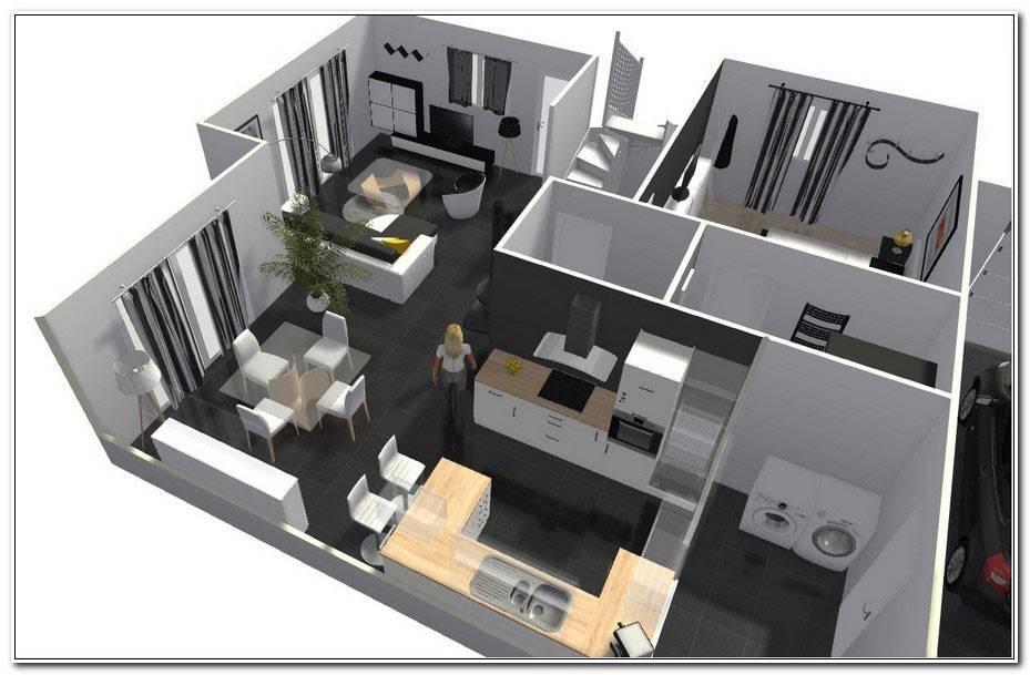 Construction Maison En 3d