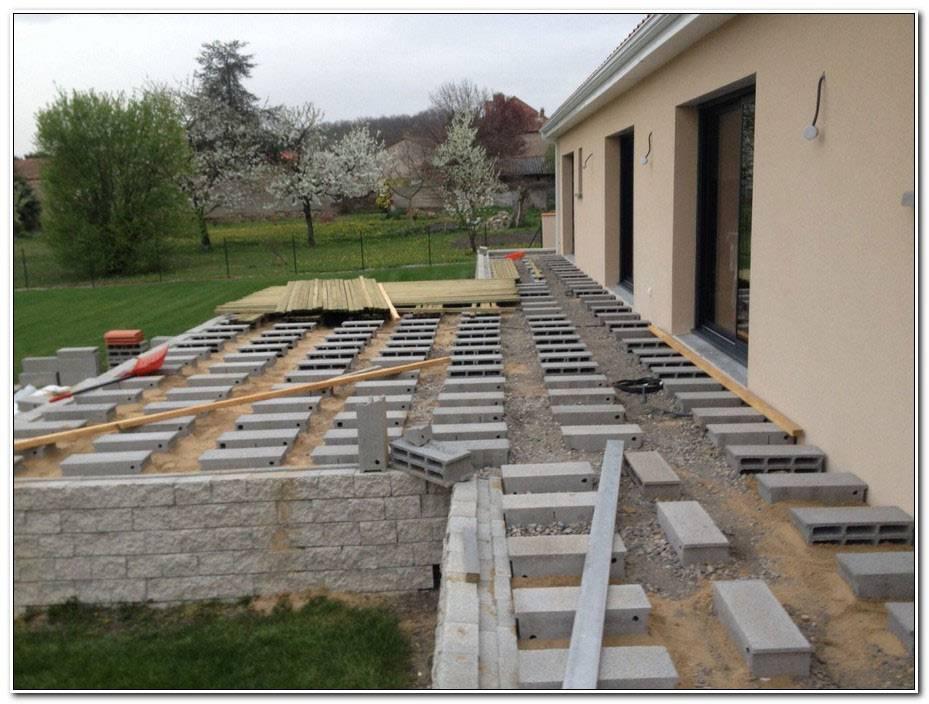 Construction Terrasse En Bois Sur Parpaing