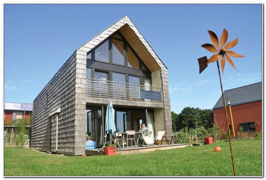 Construire Une Maison Ecologique