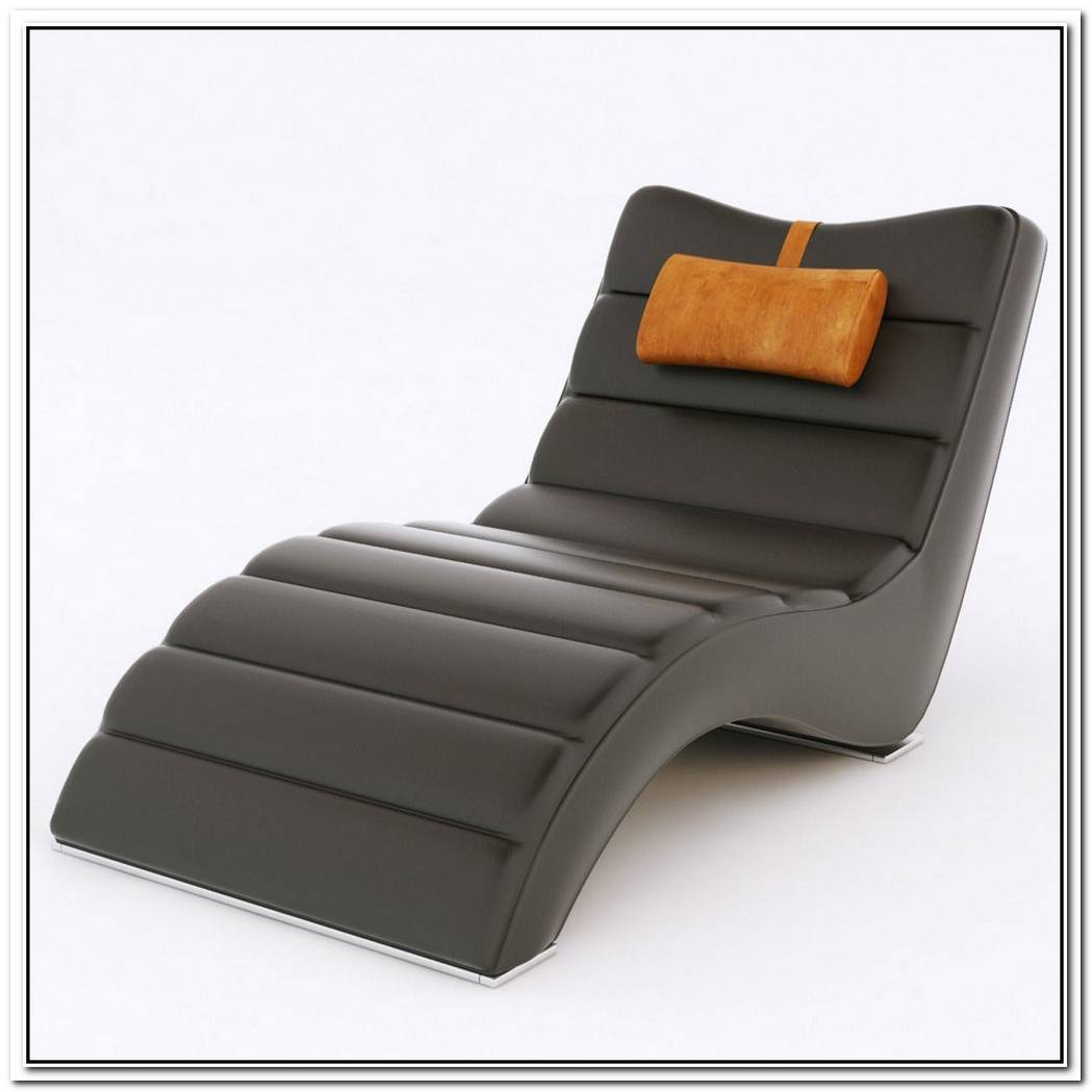 Contempo Zagato Chaise Longue Leather
