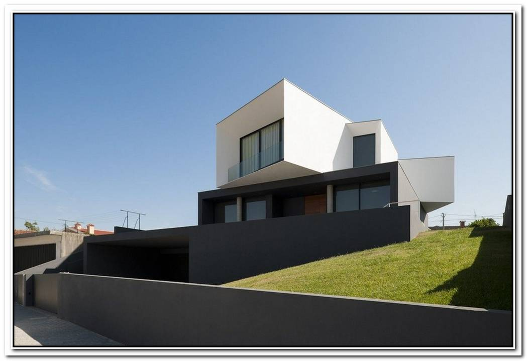 Contemporary House In Portugal By Bruno Armando Gomes Marques
