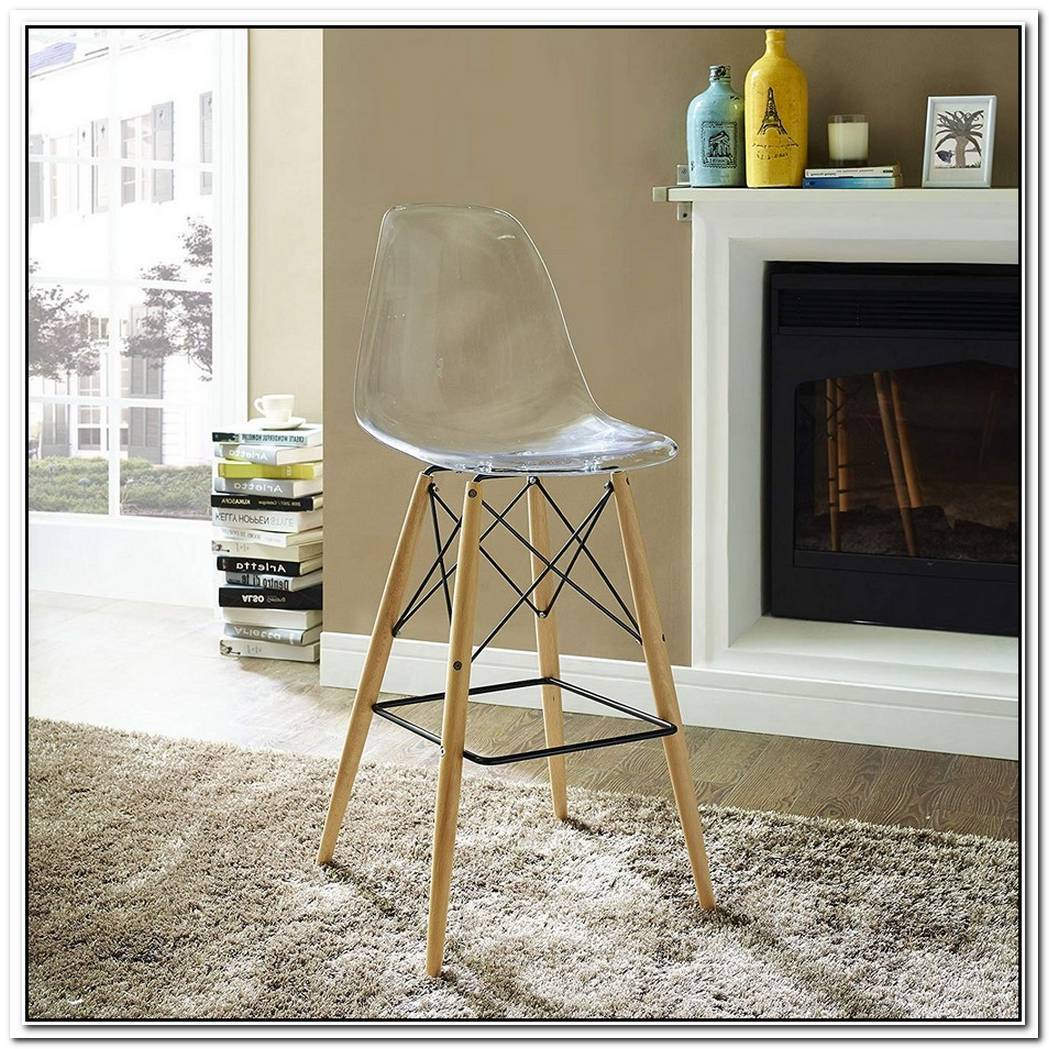 Contemporary Pyramid Stool