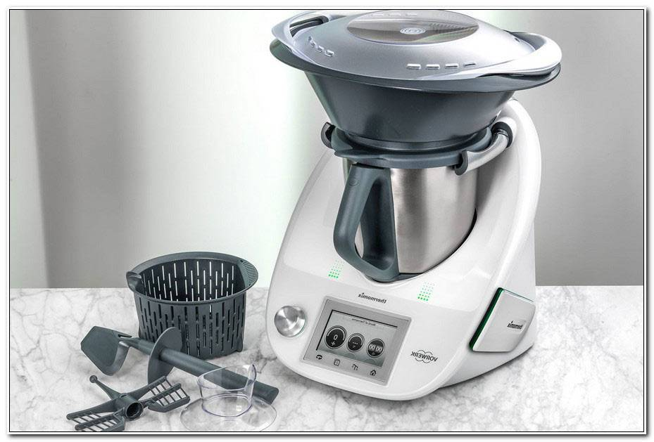 Cook Processor Ou Thermomix
