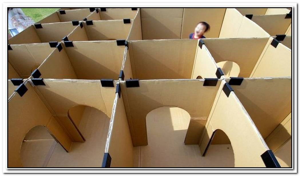 Cool And Unusual Projects Made Out Of Cardboard