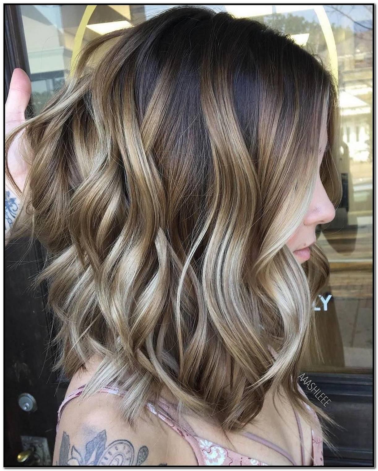 Coole Einfache Frisuren FüR Mittellanges Haar