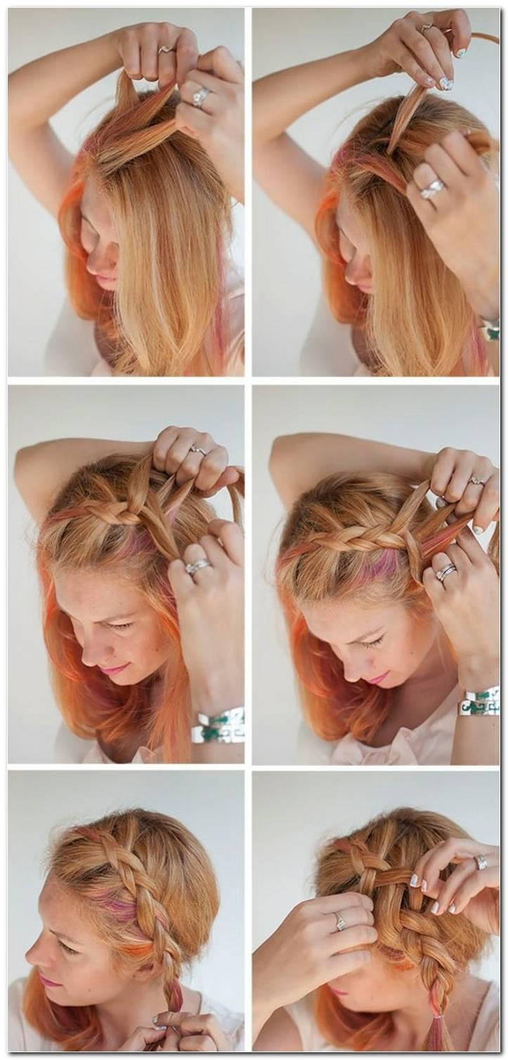 Coole Frisuren FüR Lange Haare Zum Selber Machen Mit Anleitung