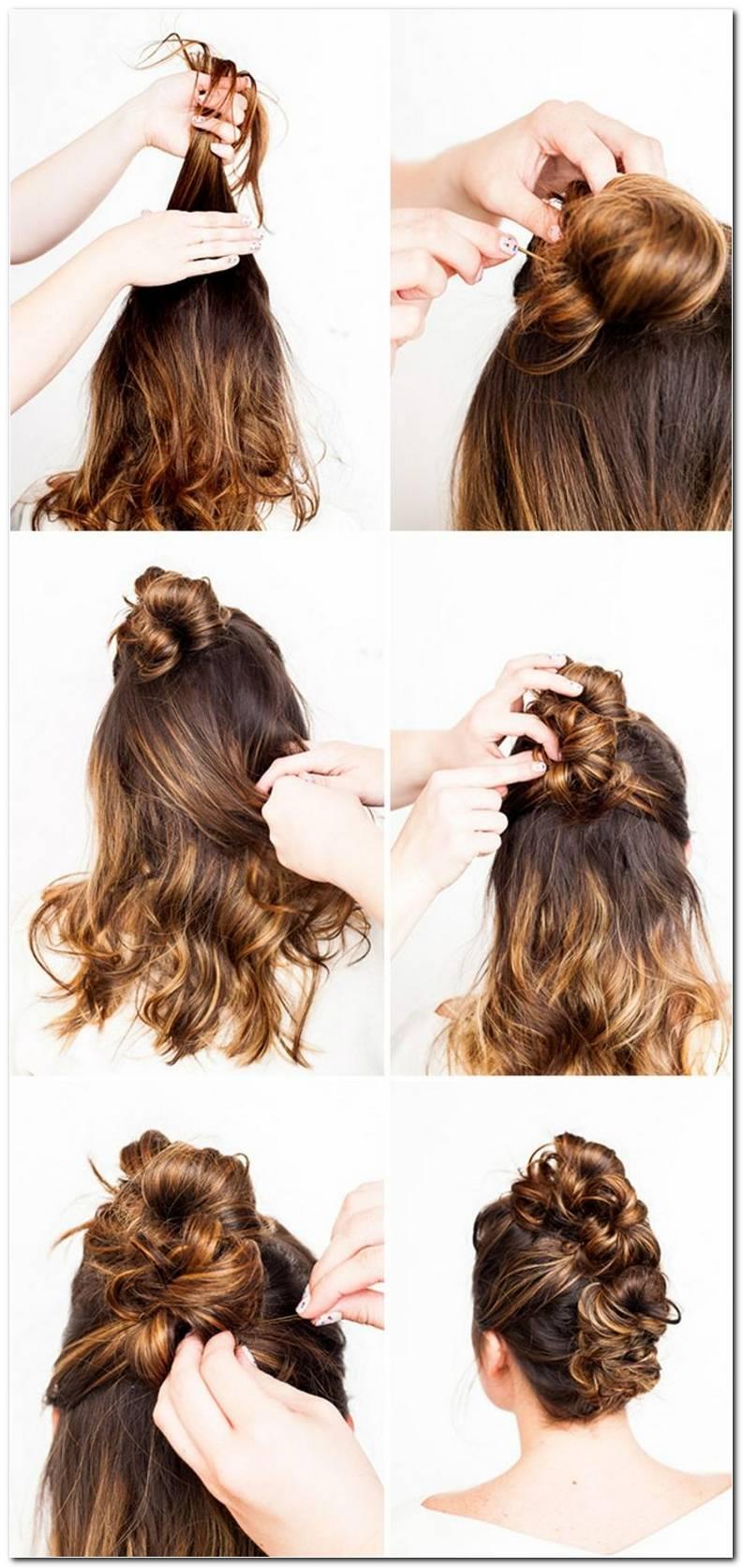 Coole Frisuren FüR Mittellange Haare Zum Selber Machen