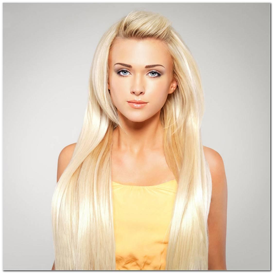 Coole Frisuren Lange Blonde Haare