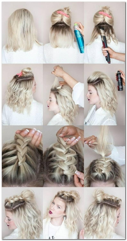Coole Frisuren Zum Selber Machen