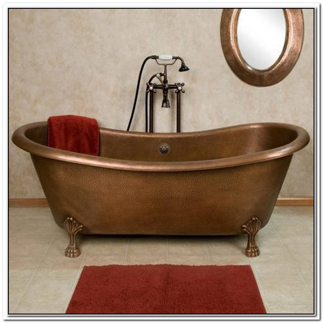 Copper BathtubsTurning Your Bathroom Into An Antique Paradise