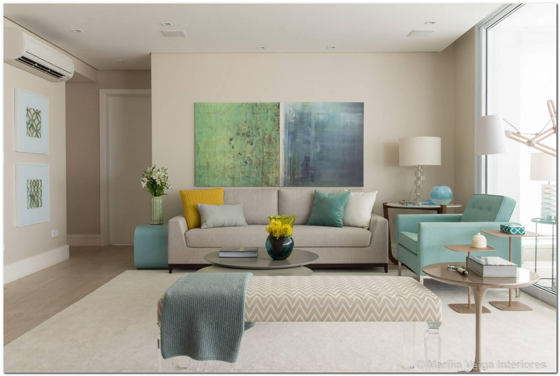 Cores Modernas Para Interiores De Casas
