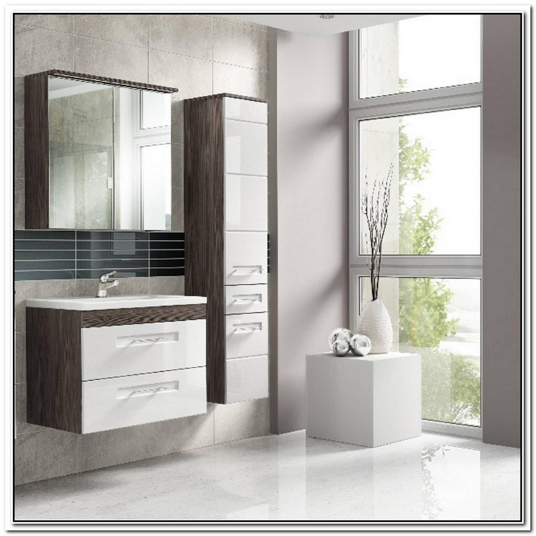 Cosmopolitan Bathroom Furniture Collection