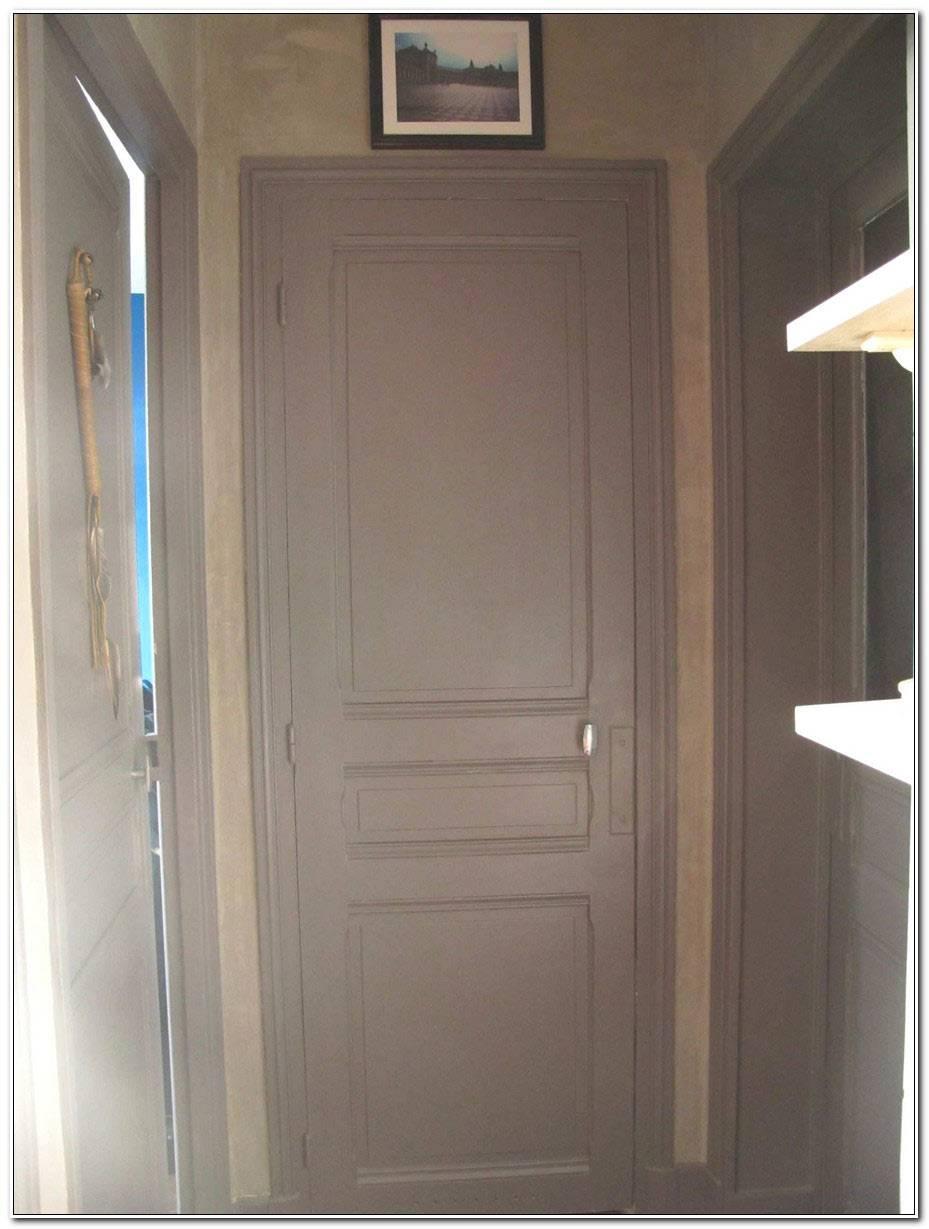 Couleur Porte Interieure Avec Mur Blanc