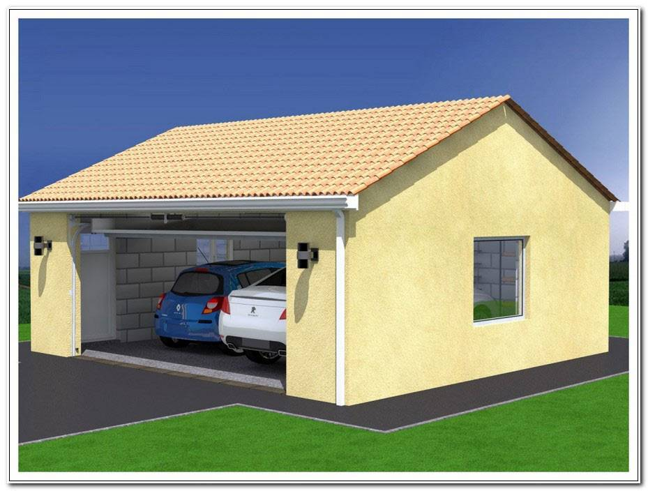 Cout Construction Garage Au M2
