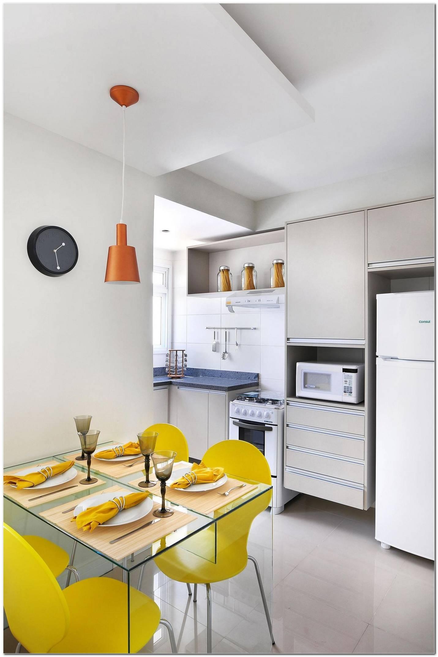 Cozinha Americana Pequena Como Decorar E 60 Modelos Lindos