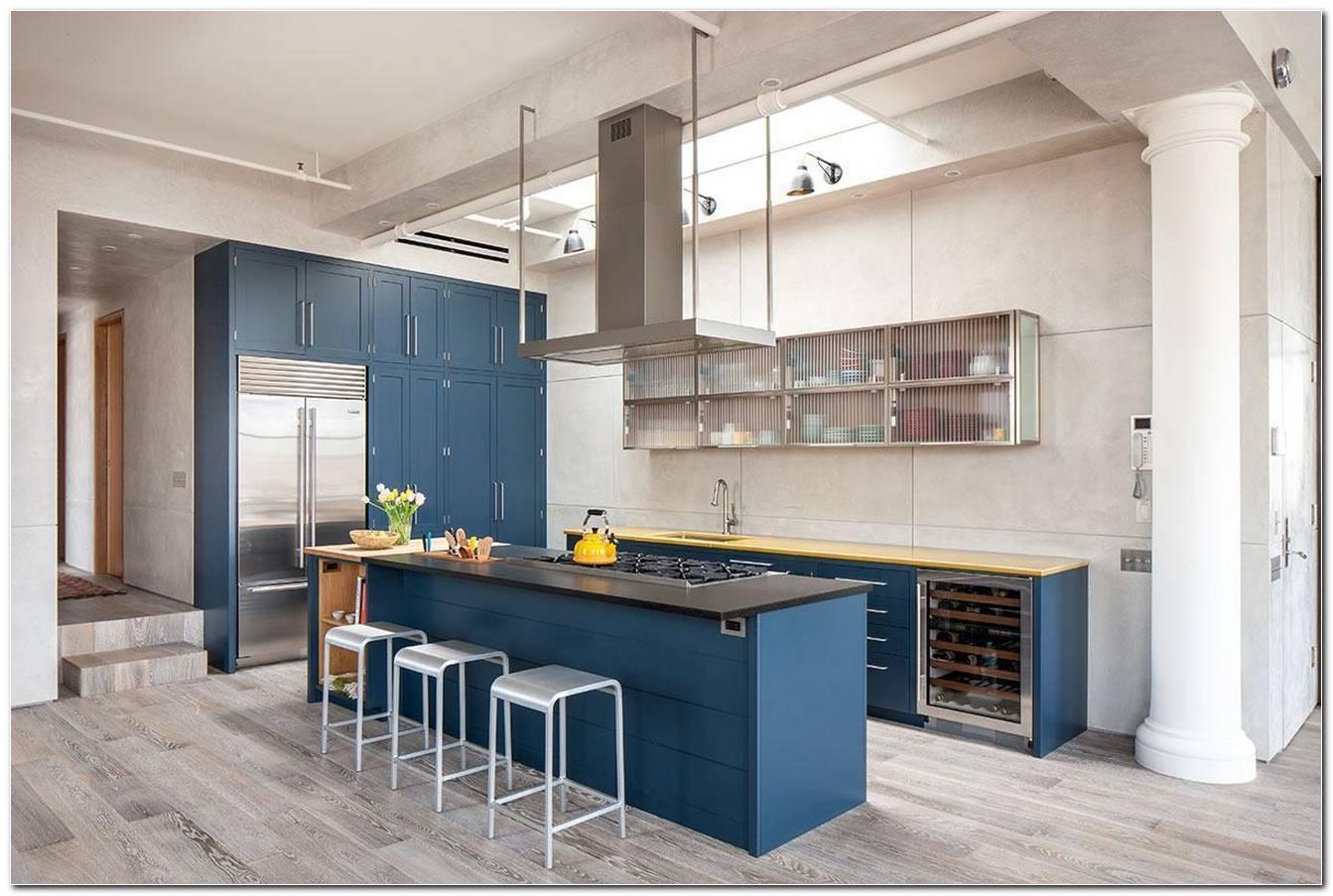 Cozinha Azul 40 Modelos Tons Fotos E Dicas