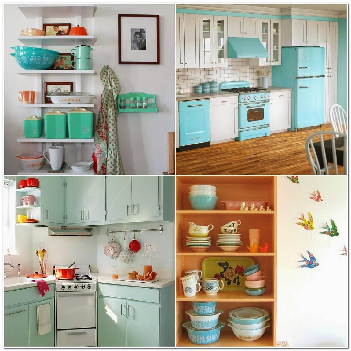 Cozinha Colorida Decorada Dicas E Fotos
