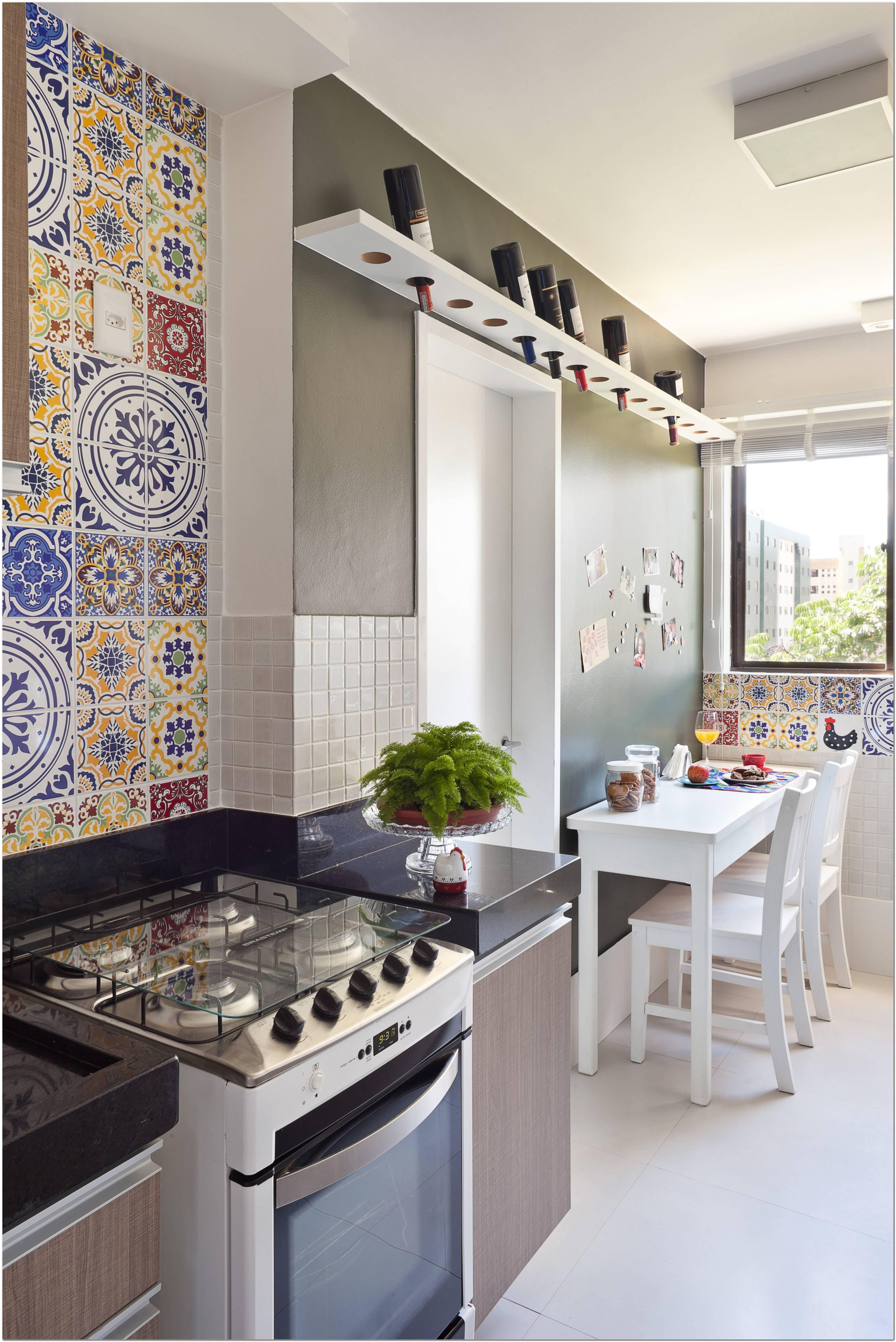 Cozinha Com Balcão 60 Ideias De Diferentes Projetos Com Balcão