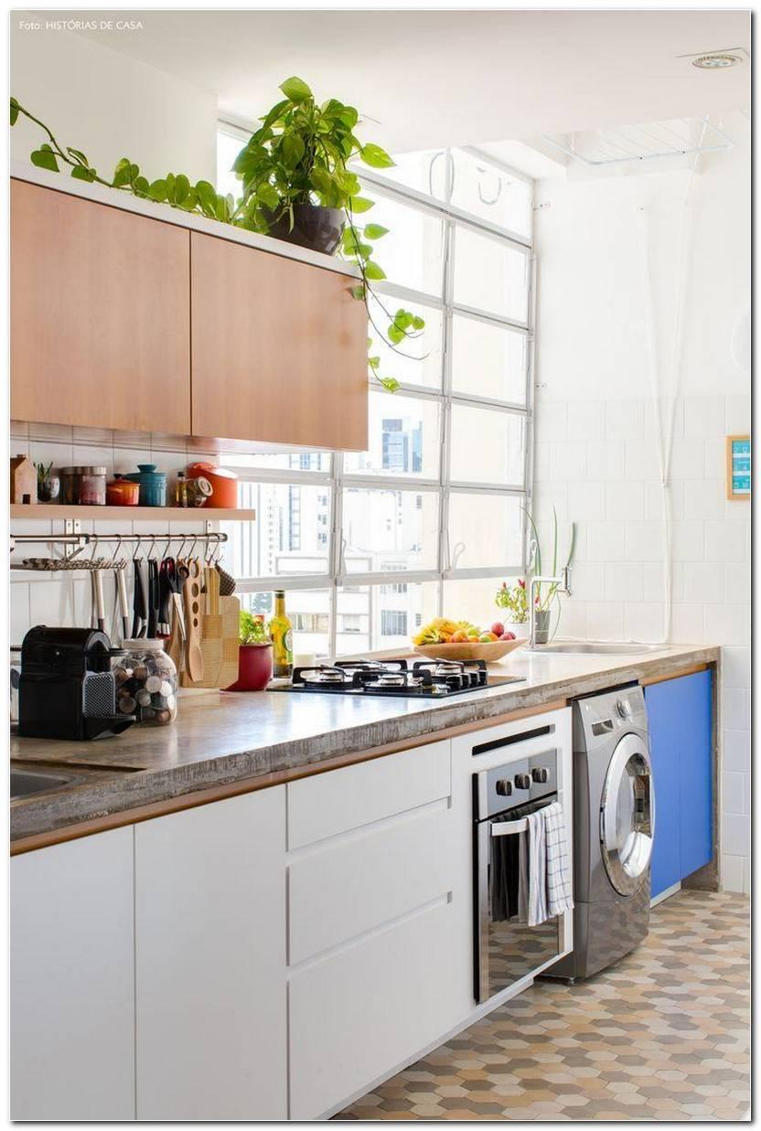 Cozinha Com Lavanderia 25 Ideias Para Decorar