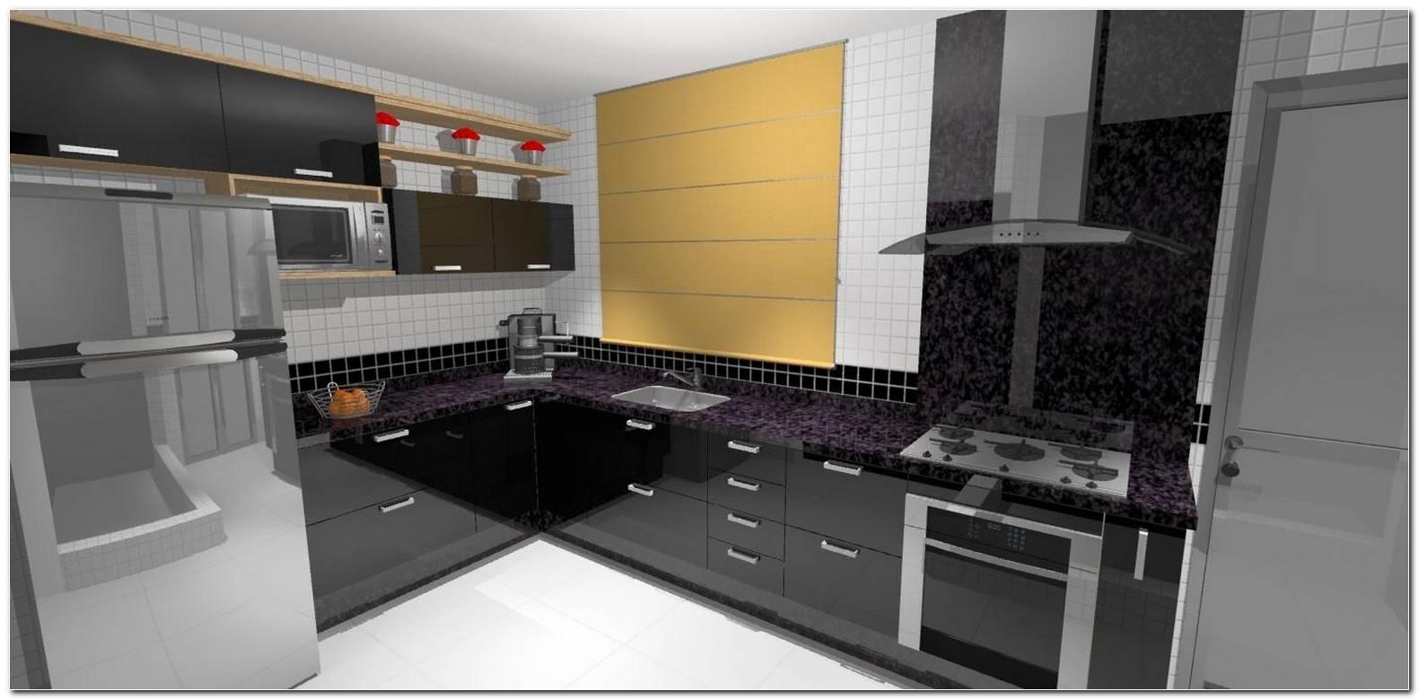 Cozinha Em L Projetos E Fotos