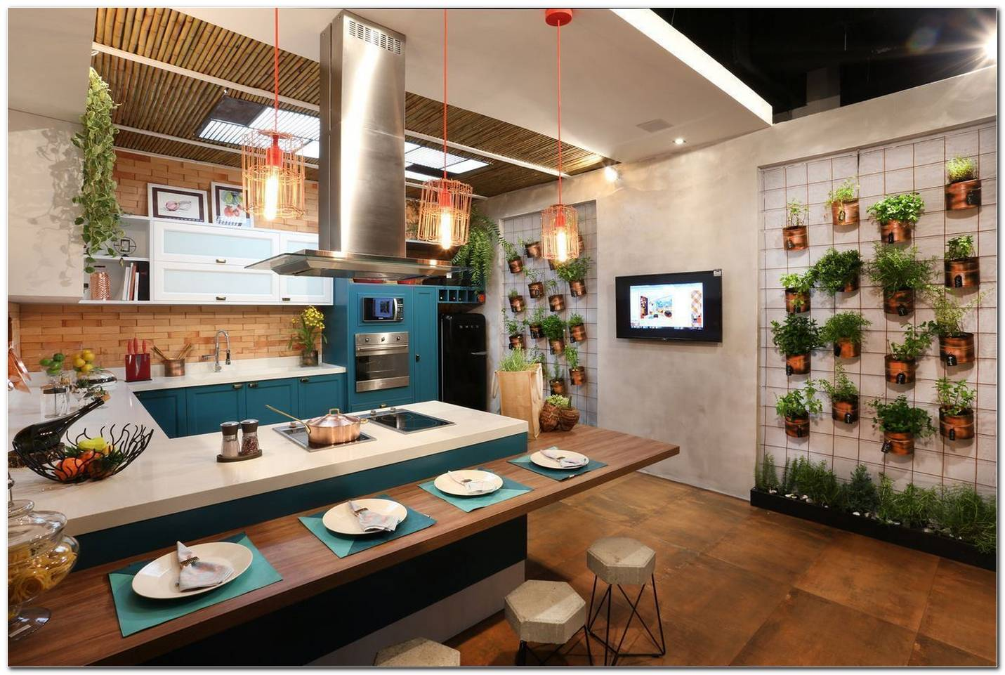 Cozinha Externa 28 Modelos Projetos E Dicas De Decoração