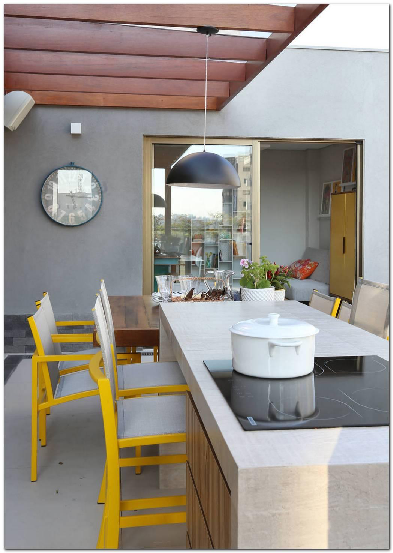 Cozinha Externa 45 Ideias De Decoração Com Fotos