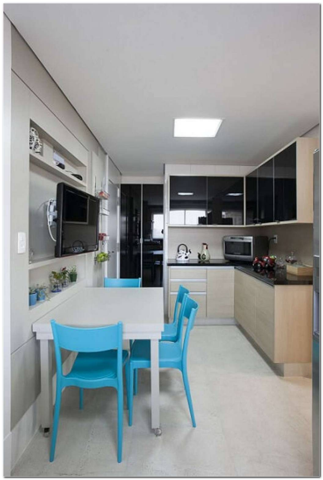 Cozinha Modulada Conheça As Vantagens Desvantagens E Veja Fotos