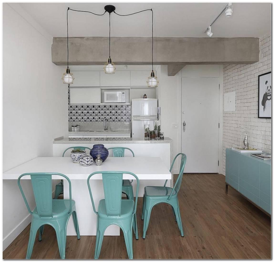 Cozinha Pequena Sala De Jantar