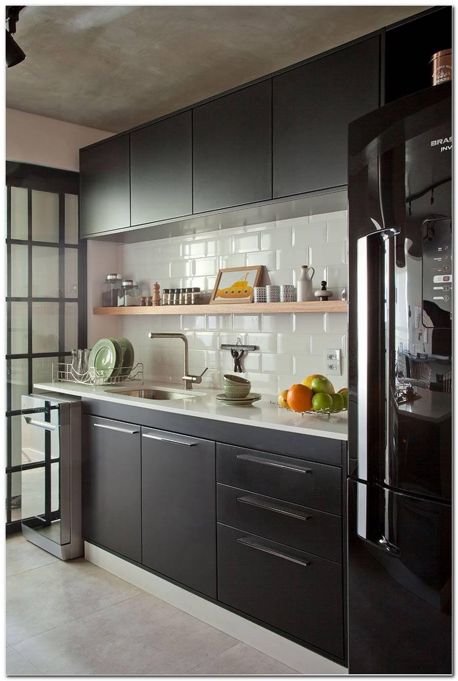 Cozinha Preta E Branca 45 Decorações Que Esbanjam Elegância