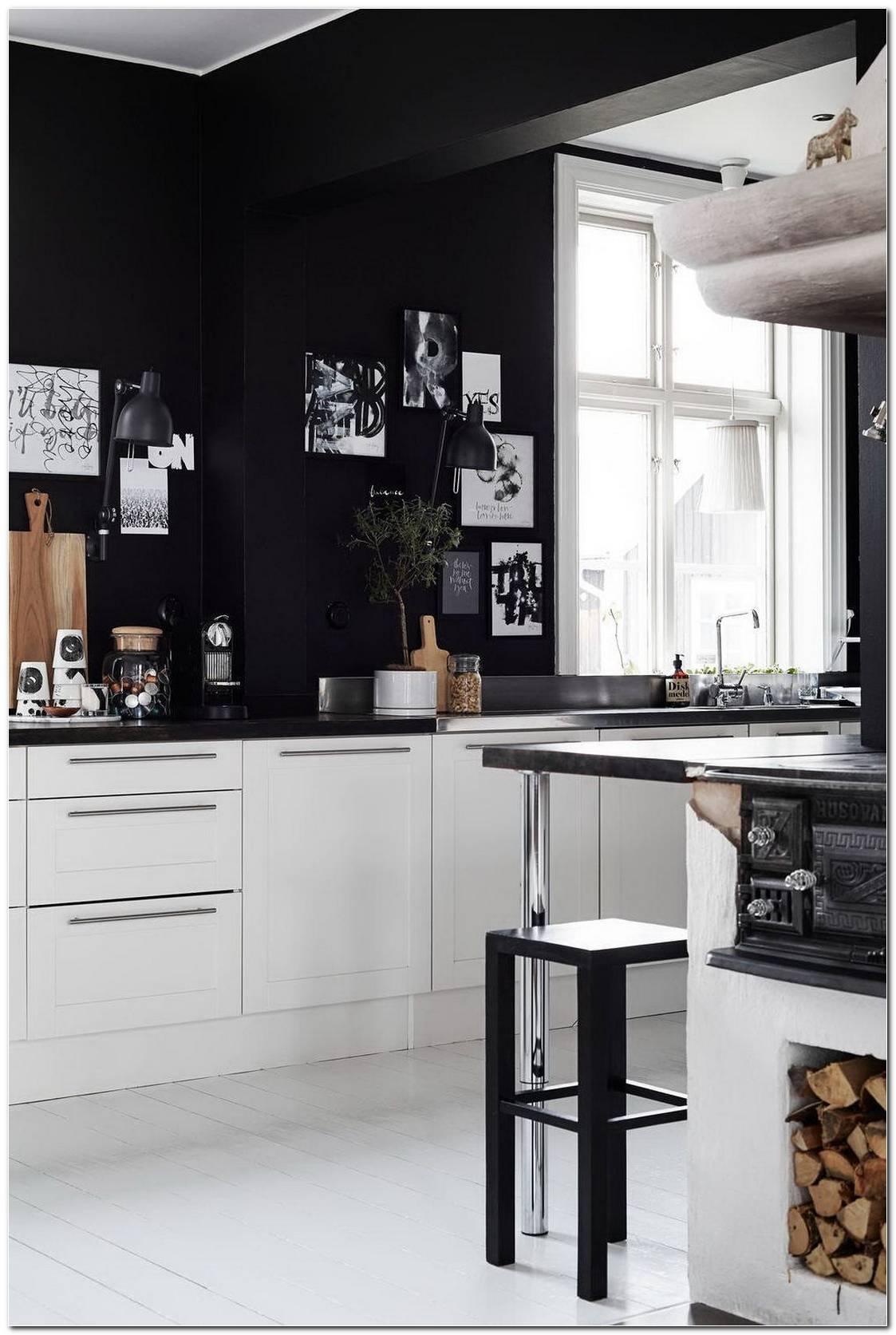 Cozinha Preta E Branca 60 Modelos Apaixonantes Na Decoração