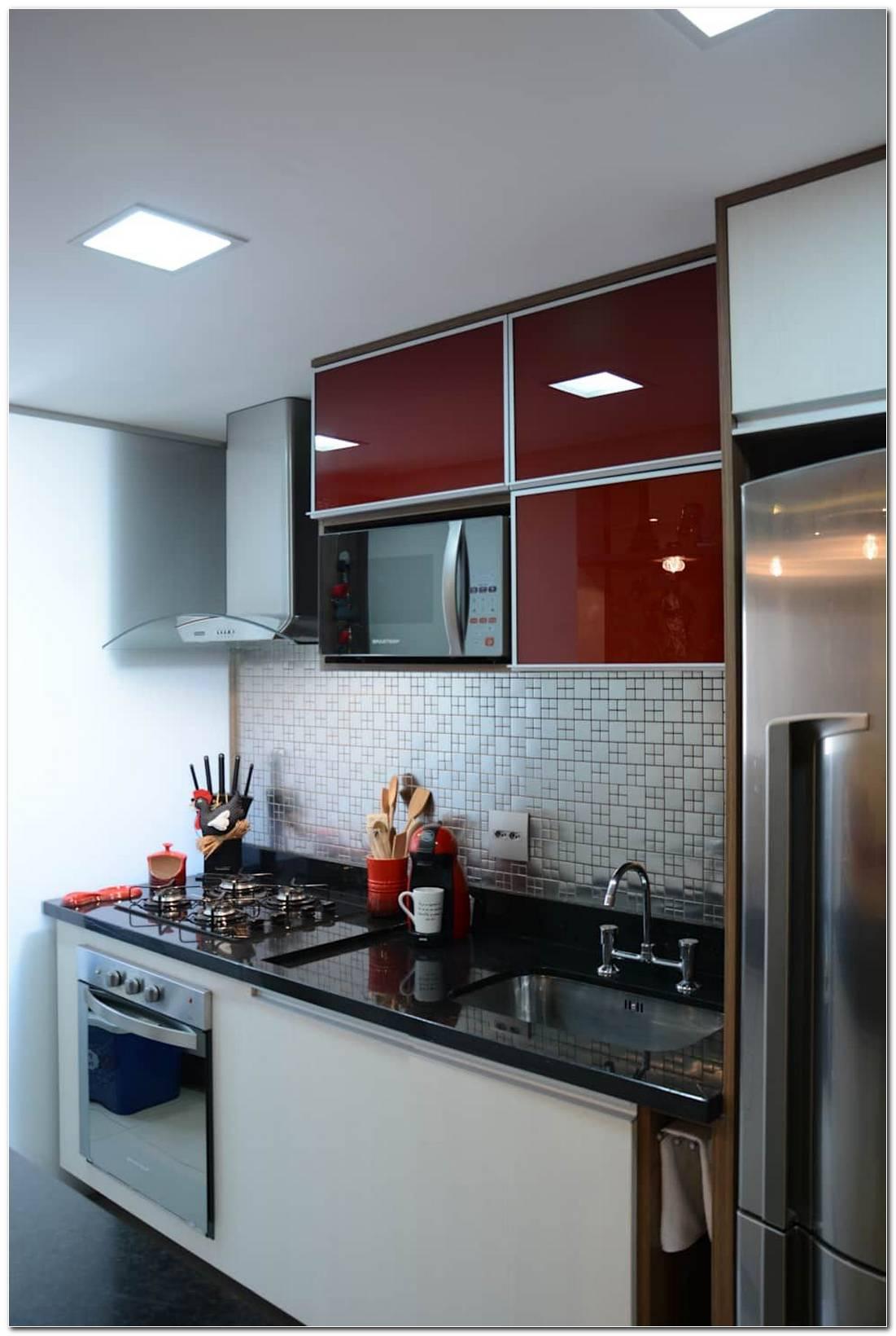 Cozinha Vermelha Dicas E 60 Ambientes Lindíssimos