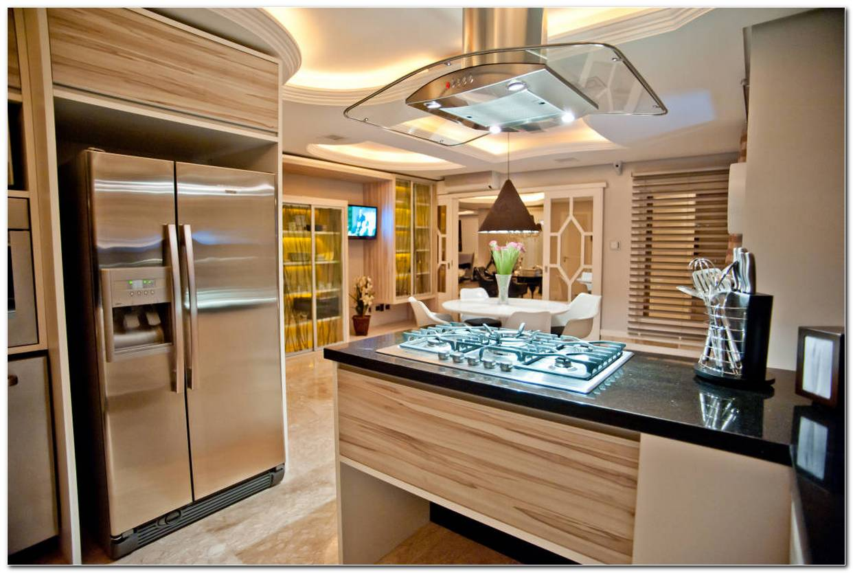 Cozinhas De Luxo Dicas Modelos Incríveis E 42 Fotos