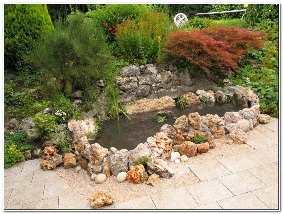 Creation Rocaille Jardin